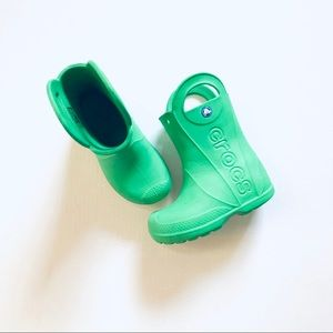 Crocs Rain-boots with Handles